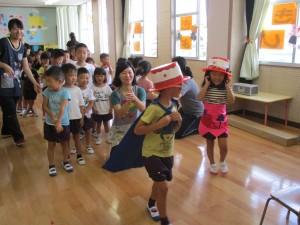 ≪英語で遊ぼう≫ゲームをしたよ! - 岸和田市立岸城幼稚園